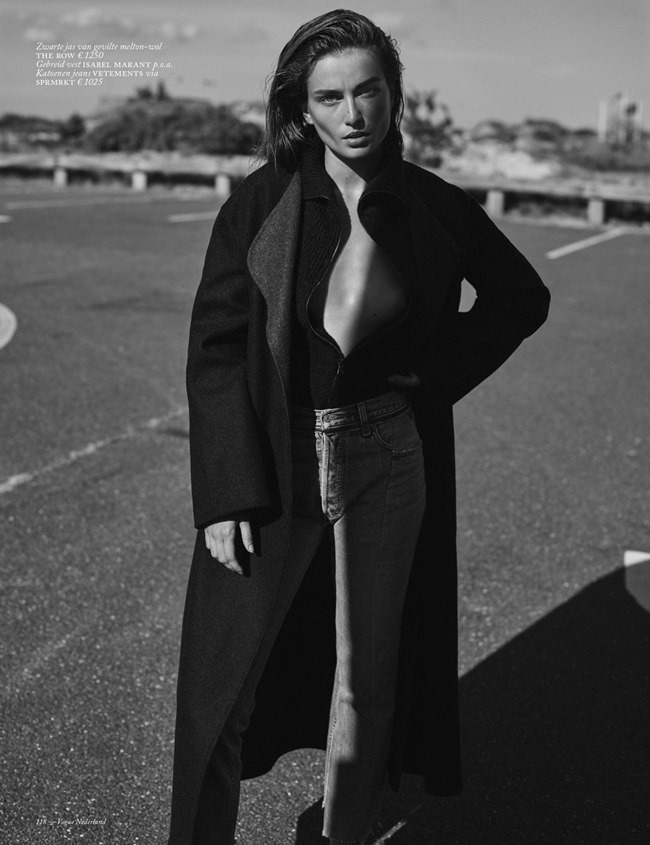 VOGUE NETHERLANDS Andreea Diaconu by Annemarieke van Drimmelen. Dimphy Den Otter, October 2015, www.imageamplified.com, Image Amplified (11)