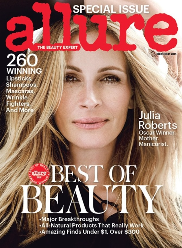 ALLURE MAGAZINE Julia Roberts by Tom Munro. October 2015, www.imageamplified.com, Image Amplified (1)