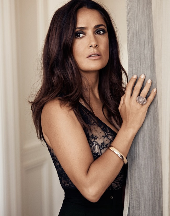 ALLURE MAGAZINE Salma Hayek by Jason Kim. Nathalie Riddle, September 2015, www.imageamplified.com, Image Amplified (1)