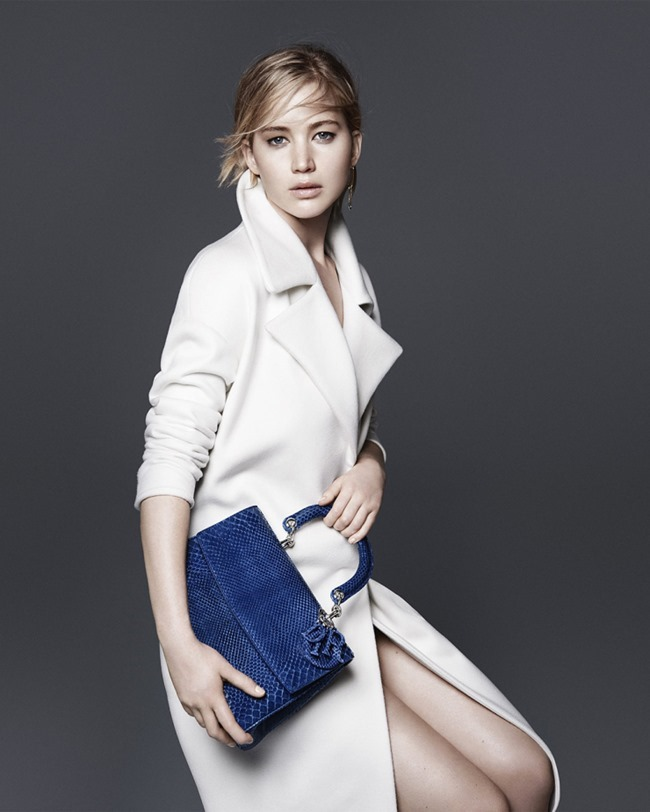 CAMPAIGN Jennifer Lawrence for Dior Accessories Fall 2015 by David Sims. www.imageamplified.com, Image Amplified (5)