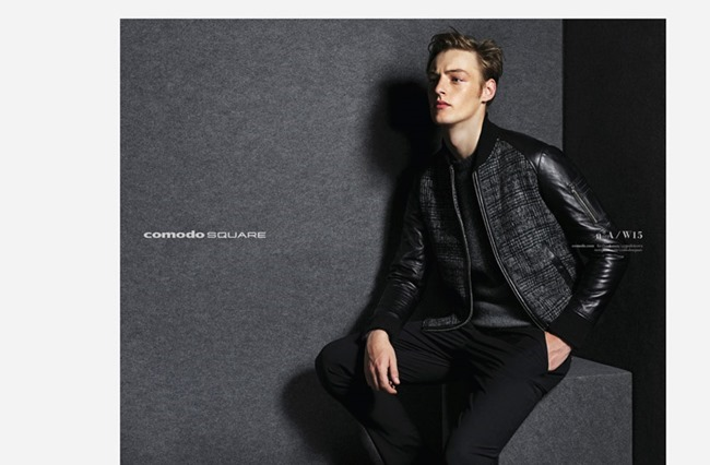 CAMPAIGN Roberto Sipos for COMODO SQUARE Fall 2015 by Michael Schwartz. David Vandewal, www.imageamplified.com, Image Amplified (6)