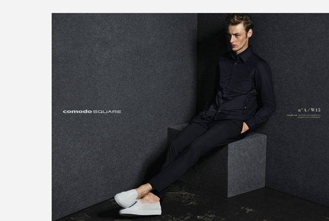 CAMPAIGN Roberto Sipos for COMODO SQUARE Fall 2015 by Michael Schwartz. David Vandewal, www.imageamplified.com, Image Amplified (4)
