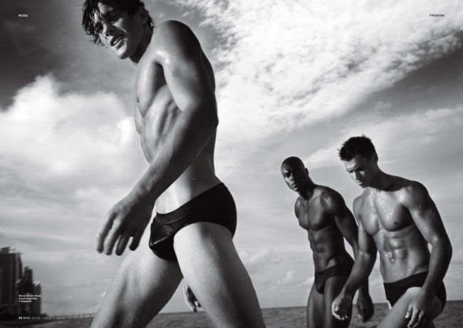 DIVO MAGAZINE Nick Redondo, Victor Grolleau & Andre Swaby by Paco Peregrin. Dfernando Zaremba, August 2015, www.imageamplified.com, Image Amplified (6)