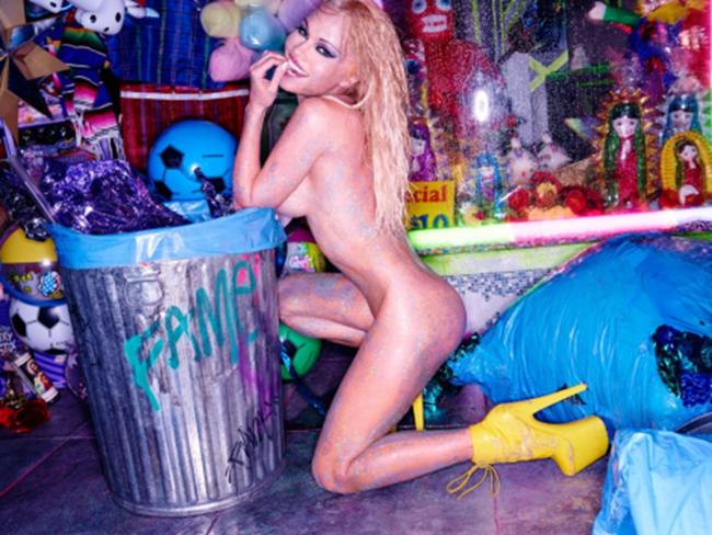 FLAUNT MAGAZINE Pamela Anderson by David LaChapelle. Brett Alan Nelson, Fall 2015, www.imageamplified.com, Image Amplified (5)