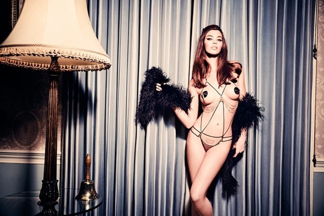 LOOKBOOK Agent Provocateur Fall 2015 by Ellen von Unwerth. www.imageamplified.com, Image Amplified (5)