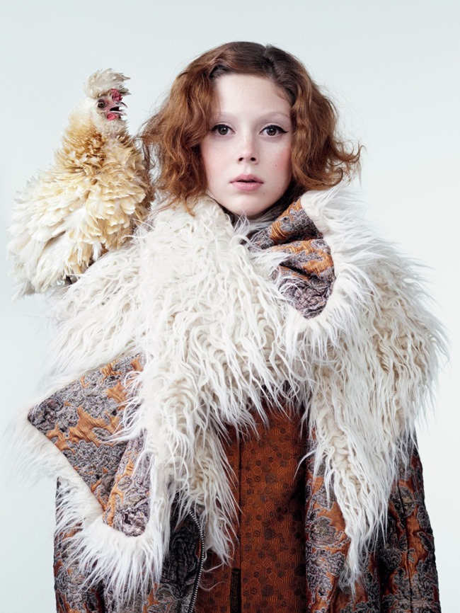 VOGUE MAGAZINE Flights of Fancy by Willy Vanderperre. Tabitha Simmons, October 2015, www.imageamplified.com, Image Amplified (5)
