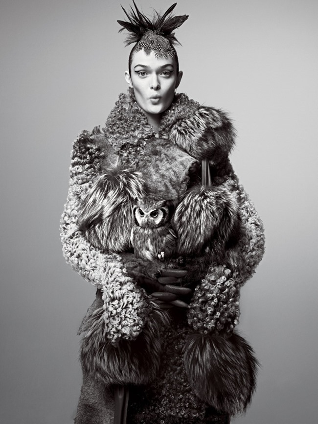 VOGUE MAGAZINE Flights of Fancy by Willy Vanderperre. Tabitha Simmons, October 2015, www.imageamplified.com, Image Amplified (1)