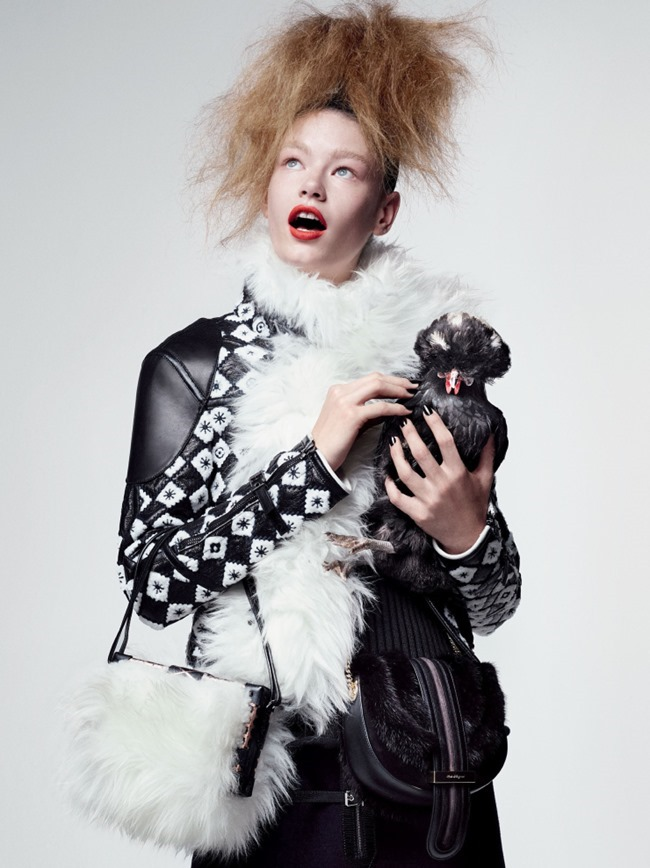 VOGUE MAGAZINE Flights of Fancy by Willy Vanderperre. Tabitha Simmons, October 2015, www.imageamplified.com, Image Amplified (3)