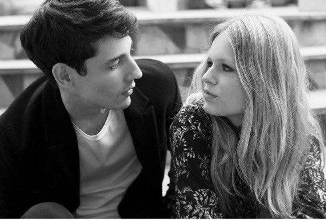 CAMPAIGN Nicolas Ripoll & Anna Ewers for H&M Fall 2015 by Josh Olins. David Hagglund, www.imageamplified.com, Image Amplified (12)