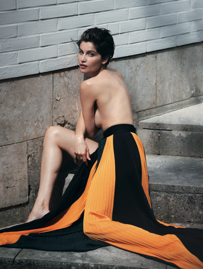 MUSE MAGAZINE Laetitia Casta by David Bellemere. Celia Azoulay, Fall 2015, www.imageamplified.com, Image Amplified (4)