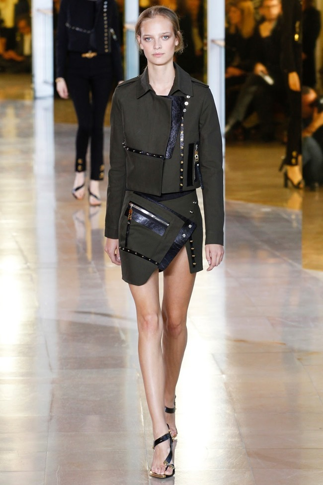 PARIS FASHION WEEK Anthony Vaccarello Spring 2016. www.imageamplified.com, Image Amplified (3)