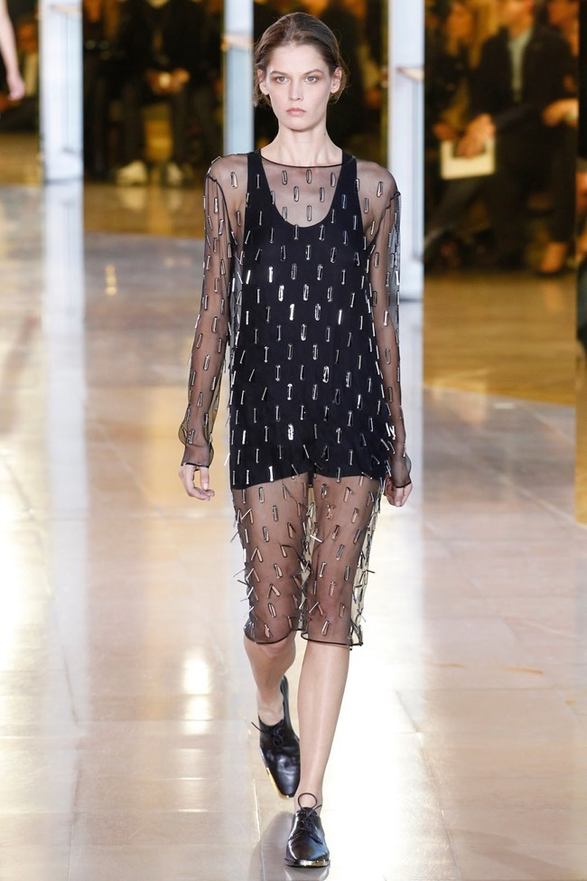 PARIS FASHION WEEK Anthony Vaccarello Spring 2016. www.imageamplified.com, Image Amplified (10)