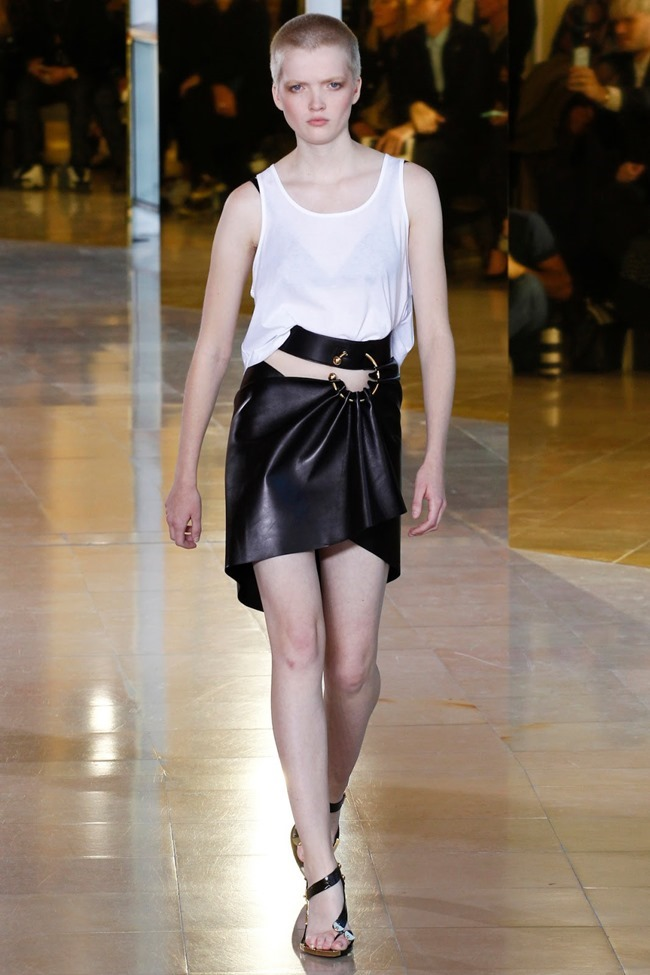 PARIS FASHION WEEK Anthony Vaccarello Spring 2016. www.imageamplified.com, Image Amplified (34)