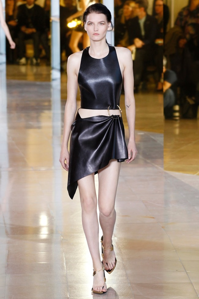 PARIS FASHION WEEK Anthony Vaccarello Spring 2016. www.imageamplified.com, Image Amplified (35)