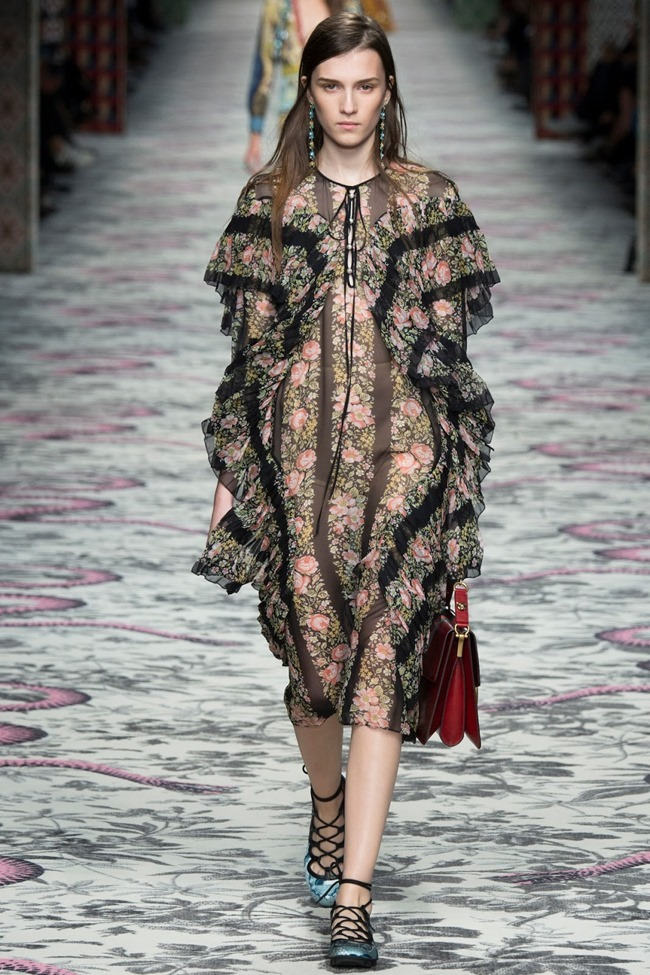 PARIS FASHION WEEK Gucci Spring 2016. www.imageamplified.com, Image Amplified (3)