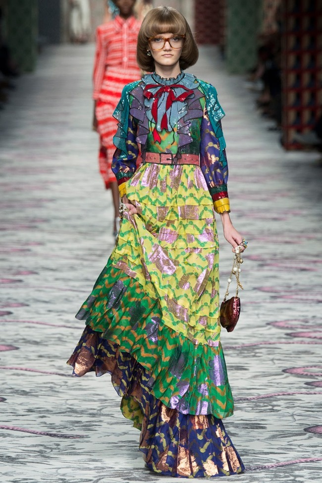 PARIS FASHION WEEK Gucci Spring 2016. www.imageamplified.com, Image Amplified (7)