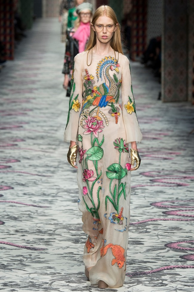 PARIS FASHION WEEK Gucci Spring 2016. www.imageamplified.com, Image Amplified (44)