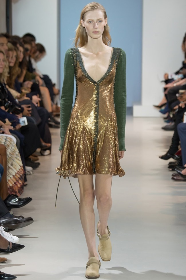 PARIS FASHION WEEK Paco Rabanne Spring 2016. www.imageamplified.com, Image Amplified (26)
