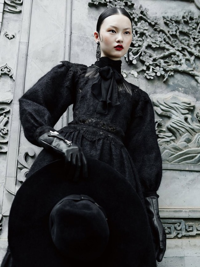 VOGUE CHINA He Cong by Zack Shang. Candy Lee, October 2015, www.imageamplified.com, Image Amplified (5)