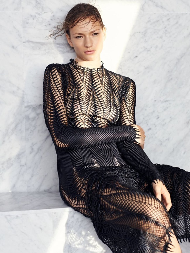 VOGUE CHINA Sophia Ahrens by Benjamin Alexander Huseby. Caroline Newell, October 2015, www.imageamplified.com, Image Amplified (1)