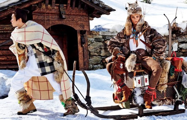 VOGUE JAPAN Sacred Tribes of Mont Cervin by Giampaolo Sgura. Anna Dello Russo, Miguel Arnau, November 2015, www.imageamplified.com, Image Amplified (5)