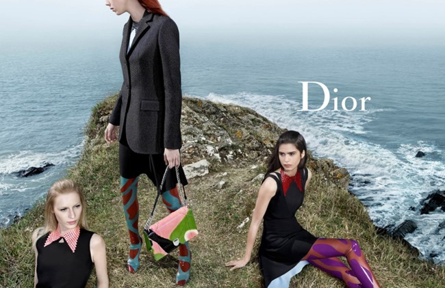 CAMPAIGN Dior Fall 2015 by Willy Vanderperre. www.imageamplified.com, Image Amplified (5)