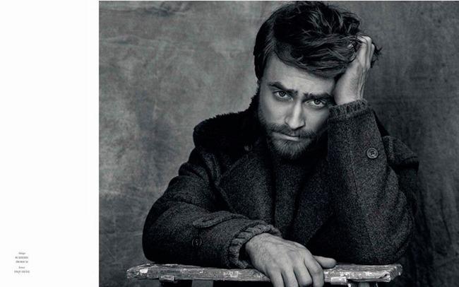 ICON MAGAZINE Daniel Radcliffe by Michael Schwartz. Fall 2015, www.imageamplified.com, Image Amplified (2)