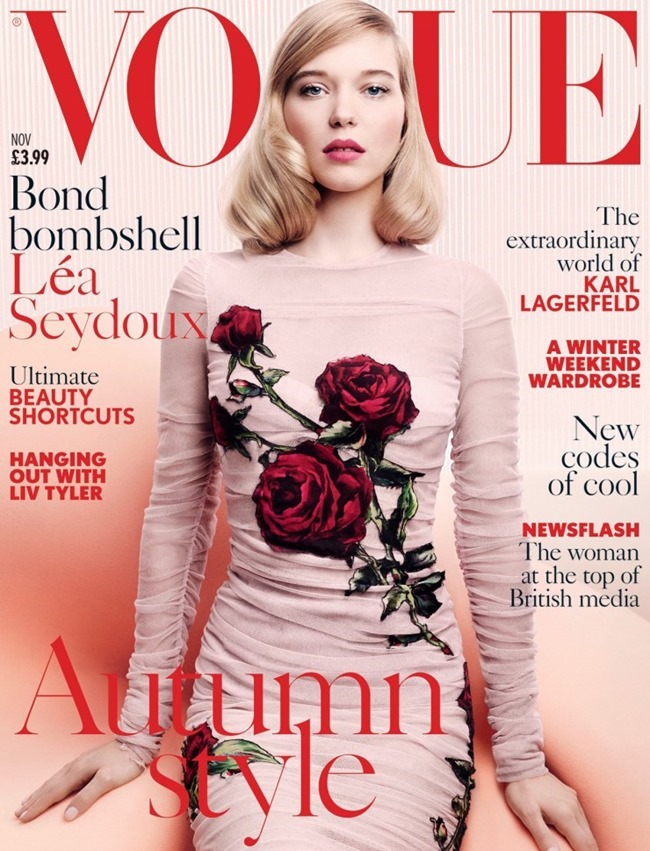 VOGUE UK Lea Seydoux by Craig McDean. Kate Phelan, November 2015, www.imageamplified.com, Image Amplified (9)
