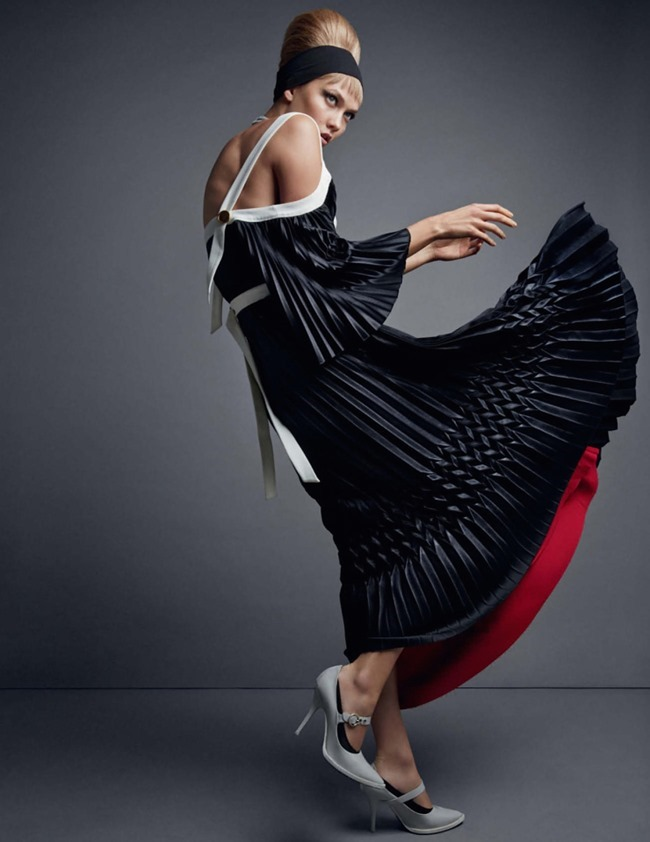 VOGUE UK Karlie Kloss by Patrick Demarchelier. Lucinda Chambers, November 2015, www.imageamplified.com, Image Amplified (31)