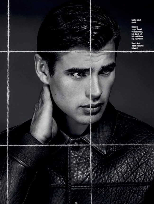 AUGUST MAN SINGAPORE Matt Trethe & Aaron Gatward by Arron Dunworth. Steven Doan, Fall 2015, www.imageamplified.com, Image Amplified (1)