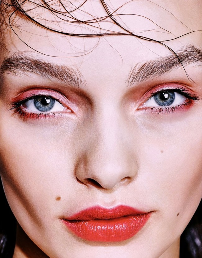 MADAME FIGARO MAGAZINE Luma Grothe by Eric Traore. Julie Gillet, October 2015, www.imageamplified.com, Image Amplified (3)
