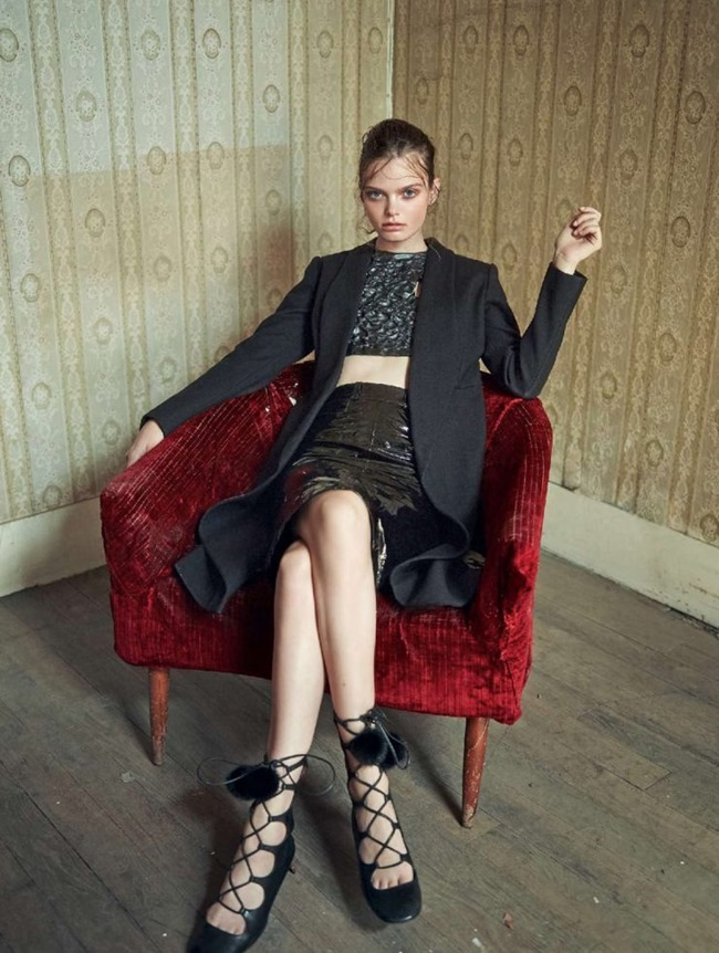 MARIE CLAIRE ITALIA Marthe Wigges by Marcin Tyszka. Belen Casadevall, November 2015, www.imageamplified.com, Image Amplified (12)