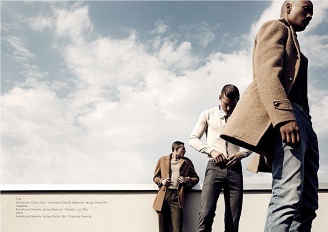 RISBEL MAGAZINE Paolo Roldan, Sebastian Sauve & Tom Barker by Leonardo Corredor, Fall 2015, www.imageamplified.com, Image Amplified (1)