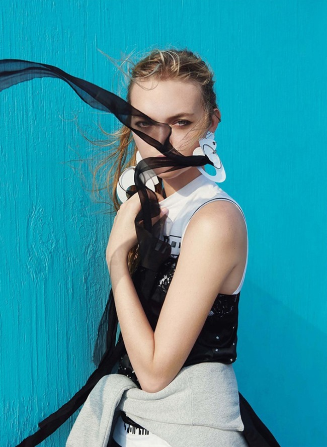 V MAGAZINE Gemma Ward by Ben Toms. Robbie Spencer, Fall 2015, www.imageamplified.com, Image Amplified (7)