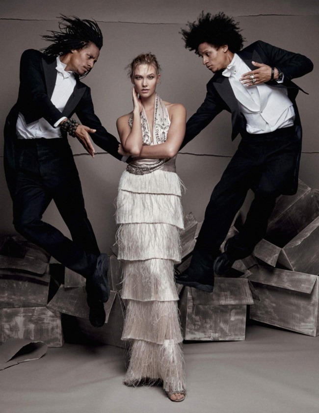 VOGUE UK Karlie Kloss by Patrick Demarchelier. Lucinda Chambers, December 2015, www.imageamplified.com, Image Amplified (3)