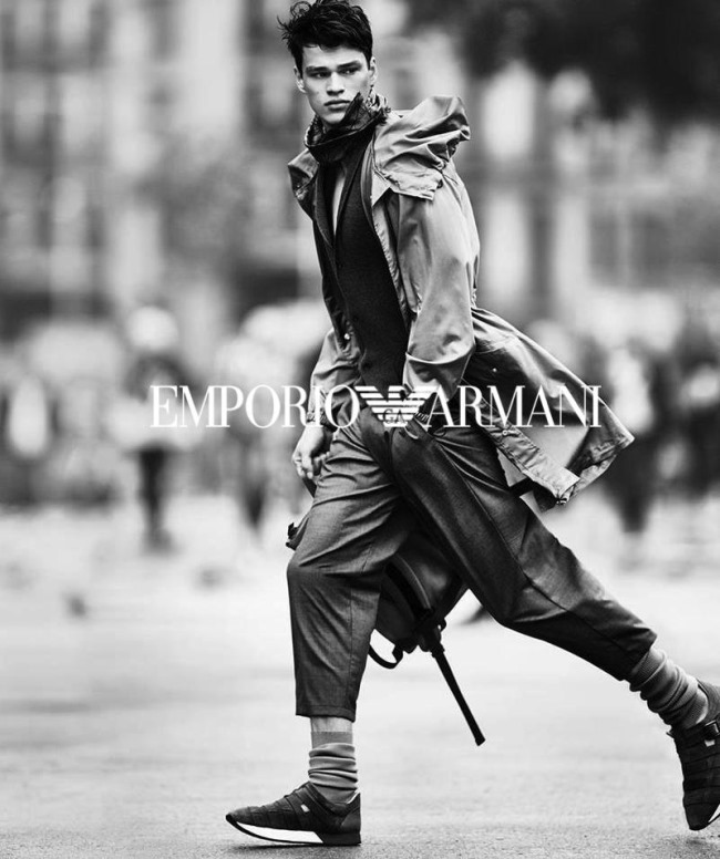 CAMPAIGN Filip Hrivnak for Emporio Armani Spring 2016 by Lachlan Bailey. www.imageamplified.com, Image Amplified (6)