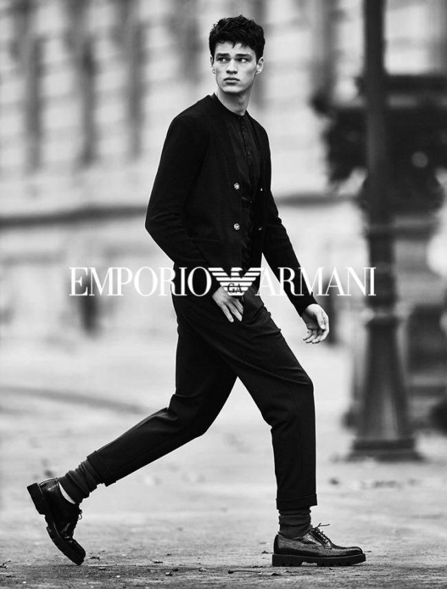 CAMPAIGN Filip Hrivnak for Emporio Armani Spring 2016 by Lachlan Bailey. www.imageamplified.com, Image Amplified (2)