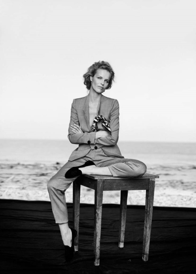 CAMPAIGN Giorgio Armani New Normal Spring 2016 by Peter Lindbergh. George Cortina, www.imageamplified.com, Image Amplified (2)