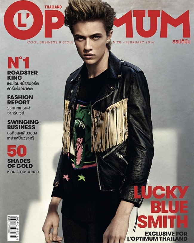 FASHION PHOTOGRAPHY Lucky Blue Smith for L'Optimum Thailand, Febraury 2015, www.imageamplified.com, Image Amplified (1)