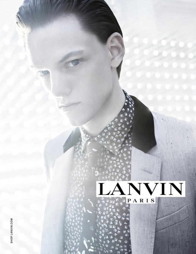 CAMPAIGN Finnlay Davis & Michael Sutton for Lanvin Spring 2016. www.imageamplified.com, Image Amplified (2)
