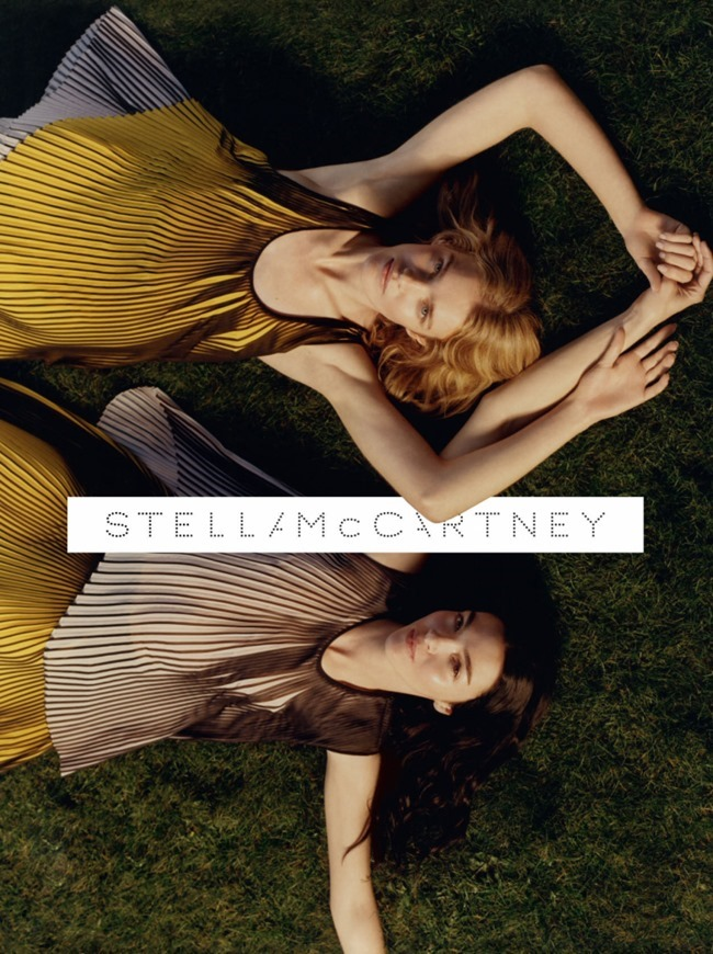 CAMPAIGN Mariacarla Boscono & Natalia Vodianova for Stella McCartney Spring 2016 by Harley Weir. www.imageamplified.com, Image Amplified (5)