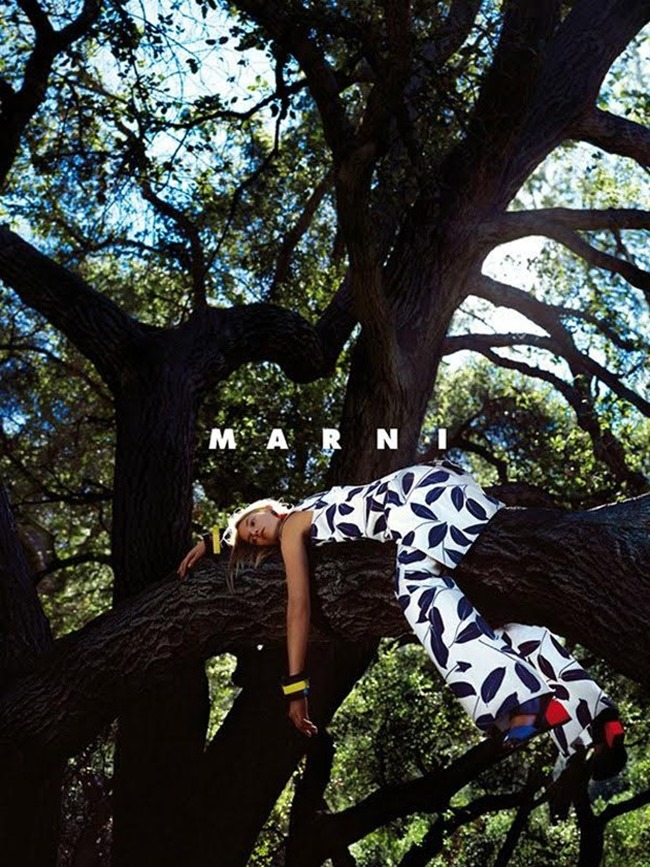CAMPAIGN Suvi Koponen for Marni Spring 2016 by Tom Hunter. Lucinda Chambers, www.imageamplified.com, image Amplified (3)
