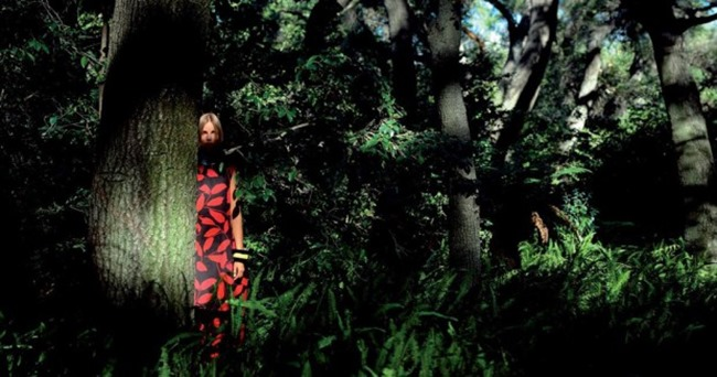 CAMPAIGN Suvi Koponen for Marni Spring 2016 by Tom Hunter. Lucinda Chambers, www.imageamplified.com, image Amplified (5)