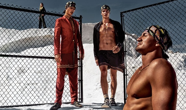 CAMPAIGN Versace Spring 2016 by Steven Klein. David Bradshaw, www.imageamplified.com, Image Amplified (5)