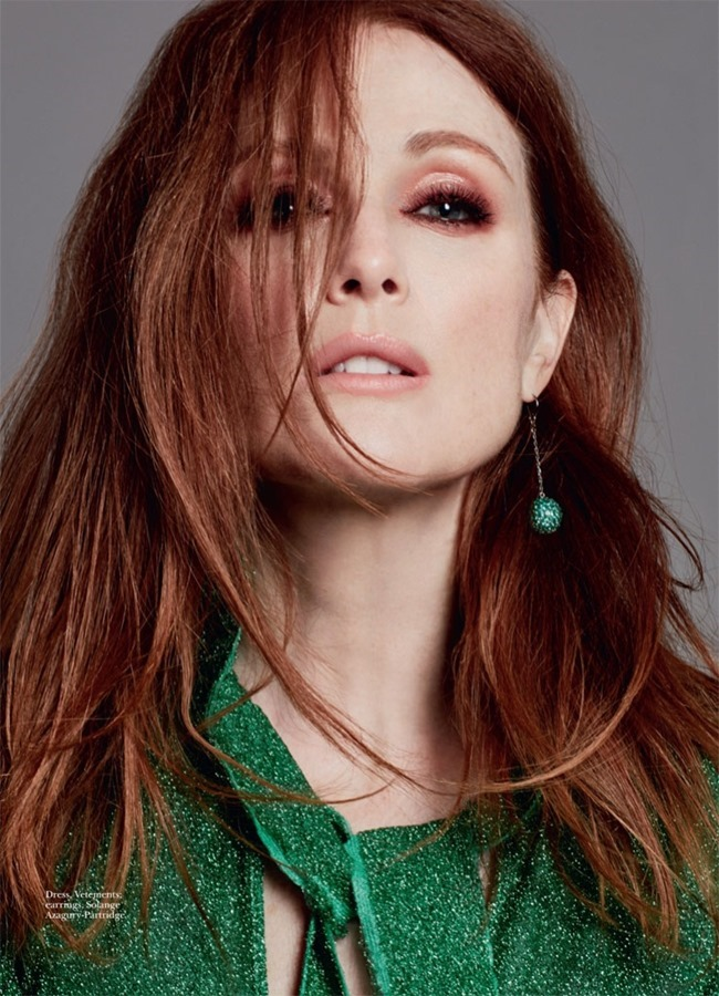 MARIE CLAIRE UK Julianne Moore by David Roemer. Jayne Pickering, March 2016, www.imageamplified.com, Image amplified (2)