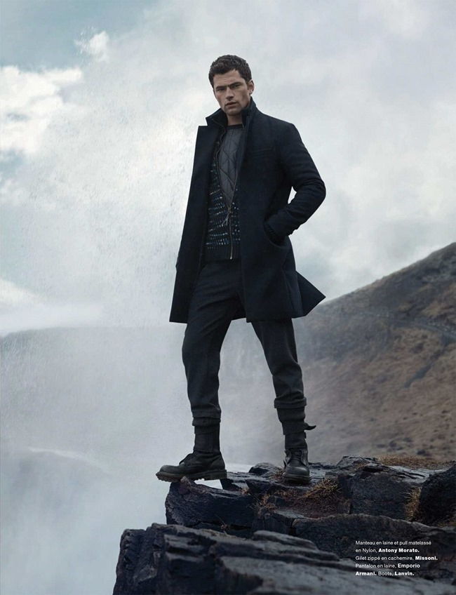NUMERO HOMME Sean O'Pry by Jacob Sutton. Jean-Michel Clerc, www.imageamplified.com, Image Amplified (4)