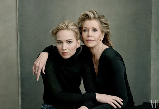VANITY FAIR Hollywood Issue by Annie Leibovitz. Jessica Diehl, Spring 2016, www.imageamplified.com, Image Amplified (3)