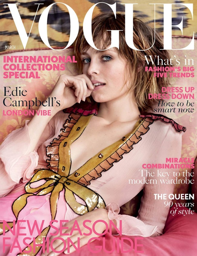 VOGUE UK Edie Campbell & Olympia Campbell by Mario Testino. Lucinda Chambers, March 2016, www.imageamplified.com, image Amplified (14)