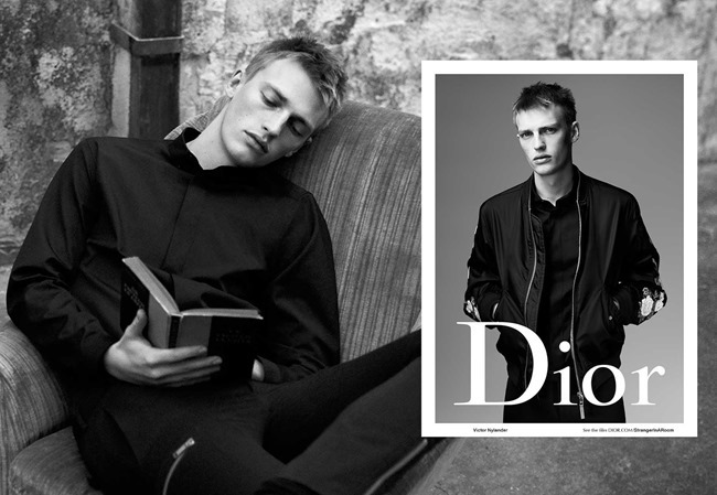 CAMAPIGN Dior Homme Spring 2016 by Willy Vanderperre. www.imageamplified.com, Image Amplified (4)