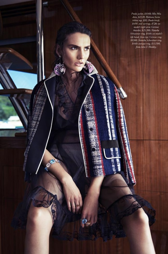FASHION PHOTOGRAPHY Natalia Bieganska for Harper's Bazaar Australia, Spring 2016, www.imageamplified.com, image Amplified (2)